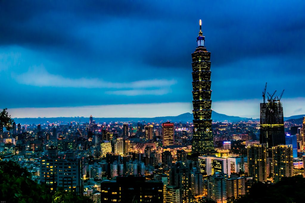 Toronto, Ottawa or Montreal to Taipei, Taiwan - $598 CAD roundtrip including taxes | United