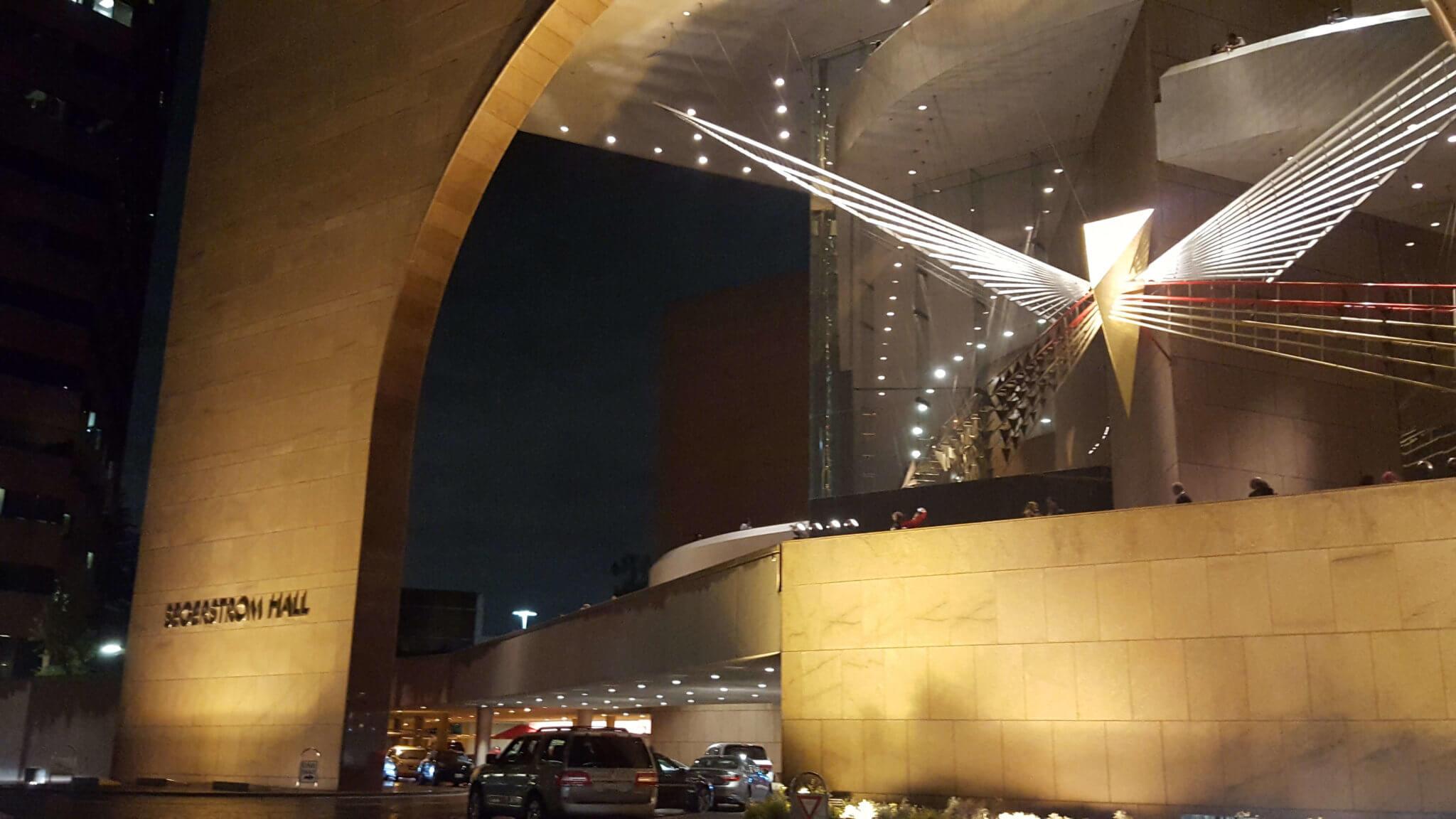 City of the Arts: Costa Mesa   Next Departure